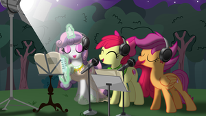 My Little Pony: We Are The World - Part 1 by Crisostomo-Ibarra