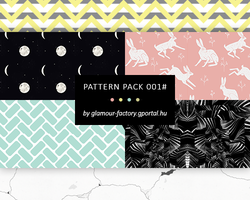 Collected patterns 001# by Efruse