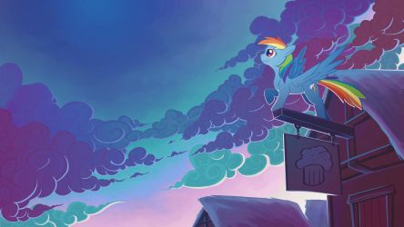 Open Skies by Chromamancer