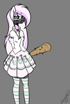Feather Hooves Yandere by zombiegoddess666
