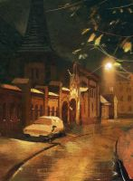 Old town by BellaBergolts