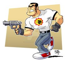 Serious Sam by BezerroBizarro