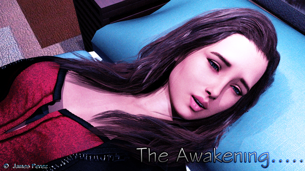 [DAZ]  -  The Awakening..... by Iceman1123Trooper