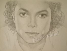 Michael Jackson - Soul Mirror by CecileD73