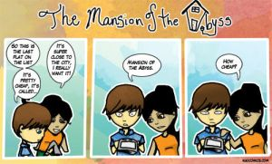 The Abyss Mansion by Kuocomics