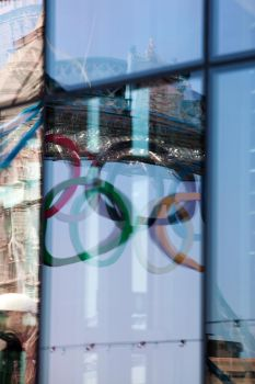 Tower Bridge Olympic Rings by shhhhh-art