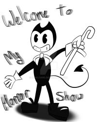 Welcome to my horror show by H0WLFANG