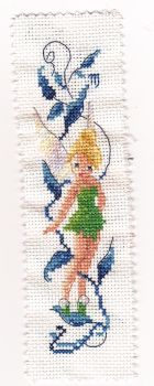 Tinkerbell Bookmark by marquita46
