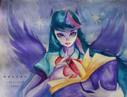 Twilight Sparkle by k3nn3thcute