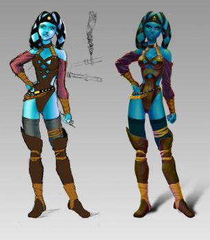 Twilek 2007 - 2013 by Zolaris