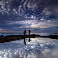 Fishing for Angels by FireflyPhotosAust