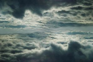 Between the Clouds by photolight