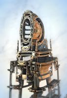 Myst Viewing Device by HalTenny