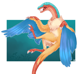 Archeops by Susiron
