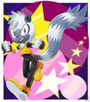 :COMMISSION: Tangle the Lemur by SonicForTheWin2