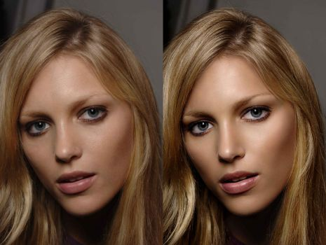 Glamour retouch n.7 by YlEnIuCcIa