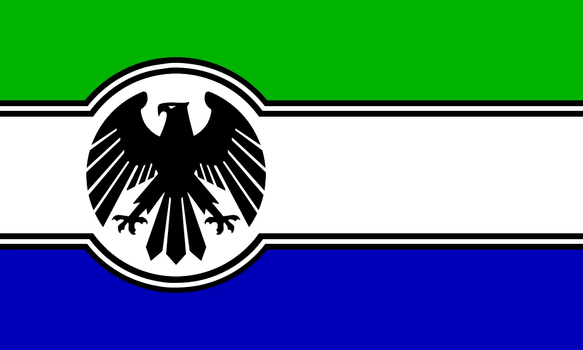 Flag of the Rhineland by YNot1989