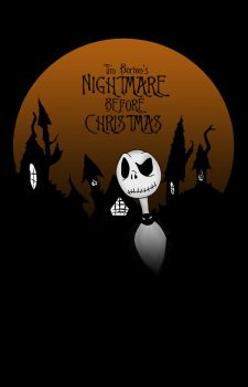 Nightmare Before Christmas by Archaleus