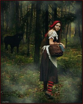 Little Red Riding Hood #2 by MaTilda-2941