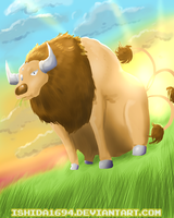 HAPPY B-DAY MATAGY! TAUROS by Ishida1694