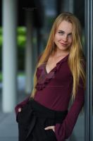 Brunhild - Business portrait 02 by renenordmannfotograf