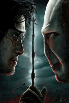Harry Potter by xric