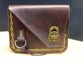 Leather Satchel 1 of 3 by DirectThreat