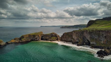 N.Ireland - Carrick-a-Rede by atenytom