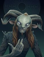 The Faun by tamiart
