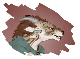 Charr by corycatte