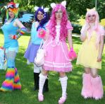 My Little Pony Friendship Is Magic - 04 Cosplay by KyuProduction