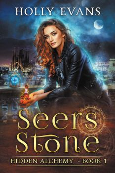 Seers Stone by LHarper
