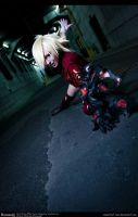 Hellsing Cosplay: Seras Victoria: Ready For War by Redustrial-Ruin