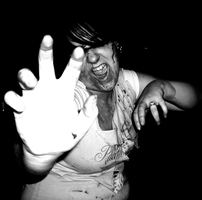 ZombieFace by PhotographyFace