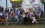 Palomino Trick Riding Horse Stock II by Ghost-Rebel-Stock