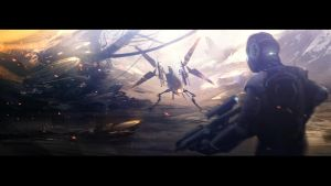 The insect by UlricLeprovost