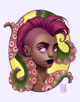 Tentacle Punk II by joifish