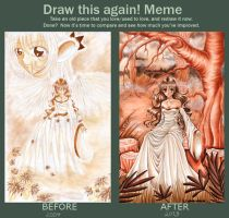 Before After MEME by Mana-Kyusai