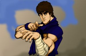 Kenshiro by mullet2dmax