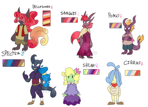 Lots of Refs by Snow-ish