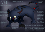 Sage reference sheet 2013 (OLD) by StriviaX7