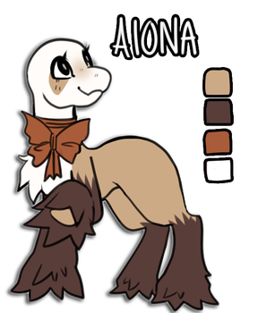 Aiona the Cropea by Snorechu