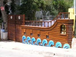 pirate ship 4 by Theatricalarts