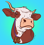 How now brown cow by Avajes