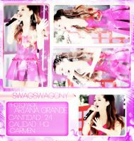 +Photopack Ariana Grande by iSparksOfLies