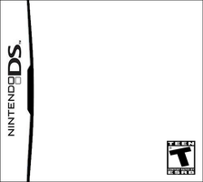 Ds Game Cover Template by o0TheForgotten0o