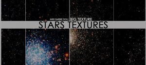 Stars Textures 1 by Miss-BarbieDoll