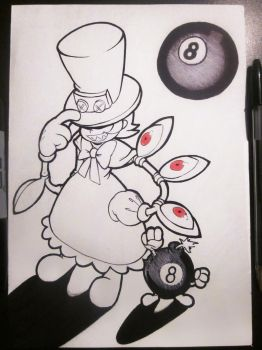 Inktober #12 by SoulAddicted
