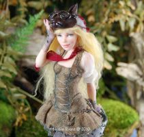 Red Riding Hood clu by polymer-people
