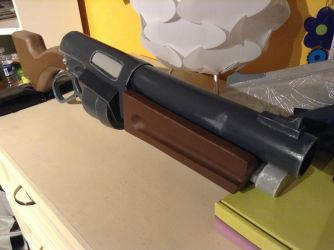 Baby Face's Blaster - TF2 Prop - Shot 2 by Raxater